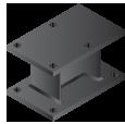 Módulo de pesagem compressão - GABARITOS