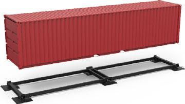 950i Container - Plataforma