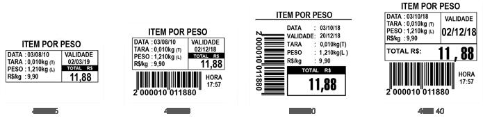 f0723e5e1 Prix 4 Uno Balança Computadora - Etiquetas