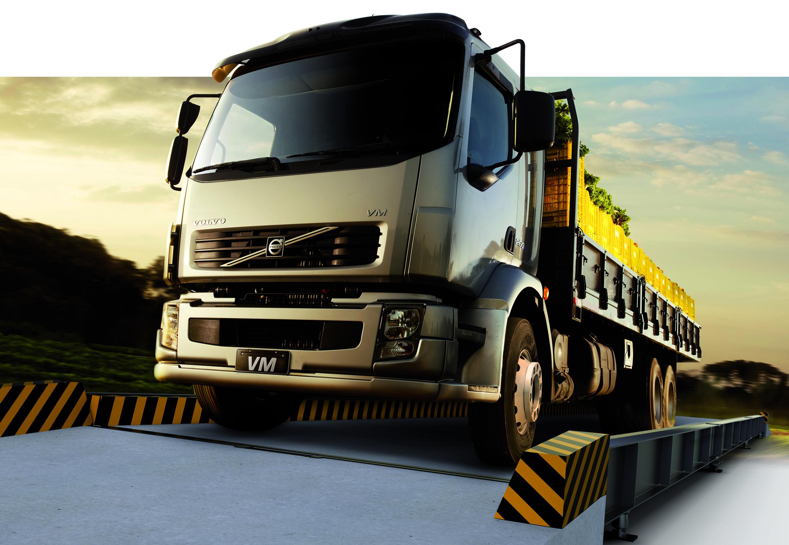 Balança para caminhões 900i