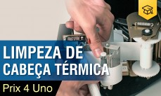 Prix 4 Uno - Limpeza da cabeça térmica