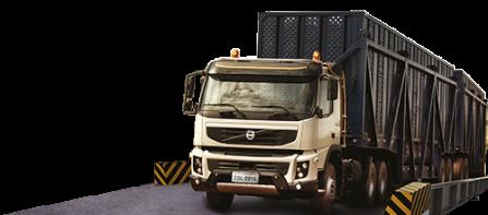 950i - Balança para caminhões