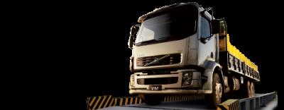 Pesagem de Caminhões
