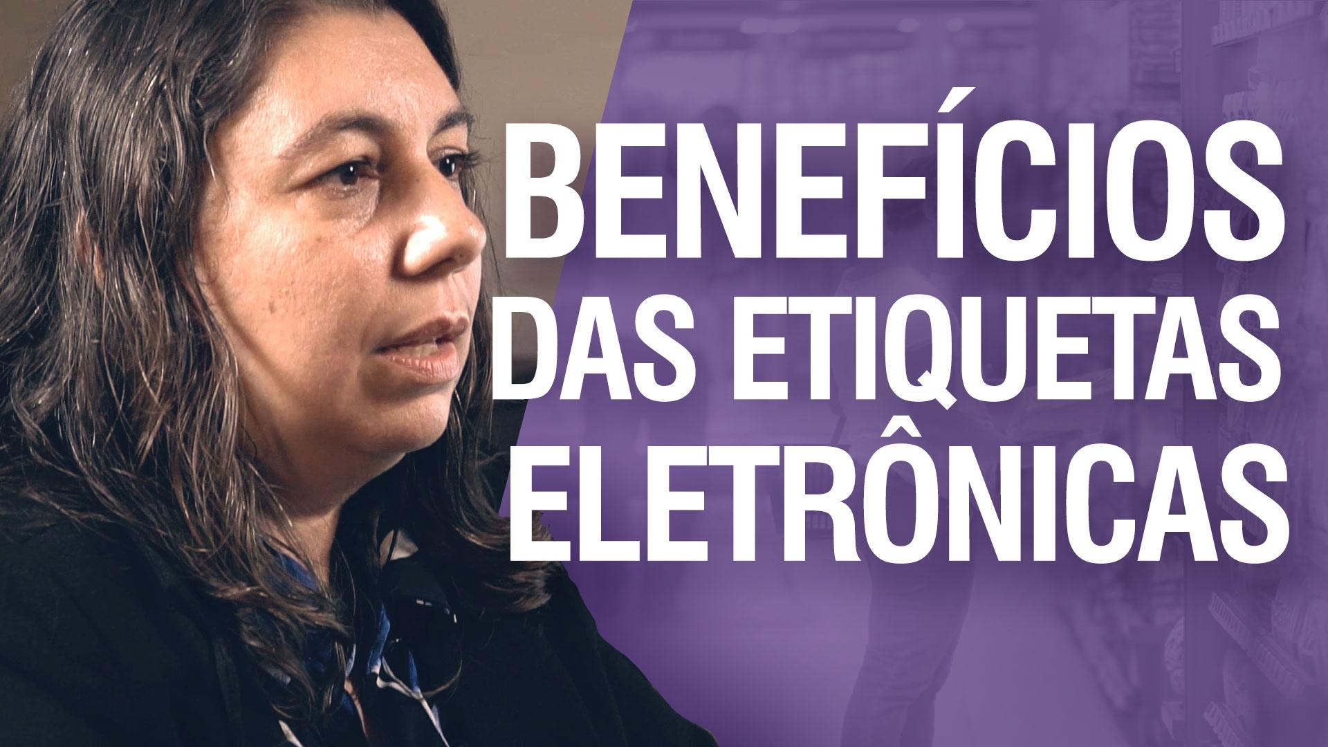 Quais são os benefícios das Etiquetas Eletrônicas?