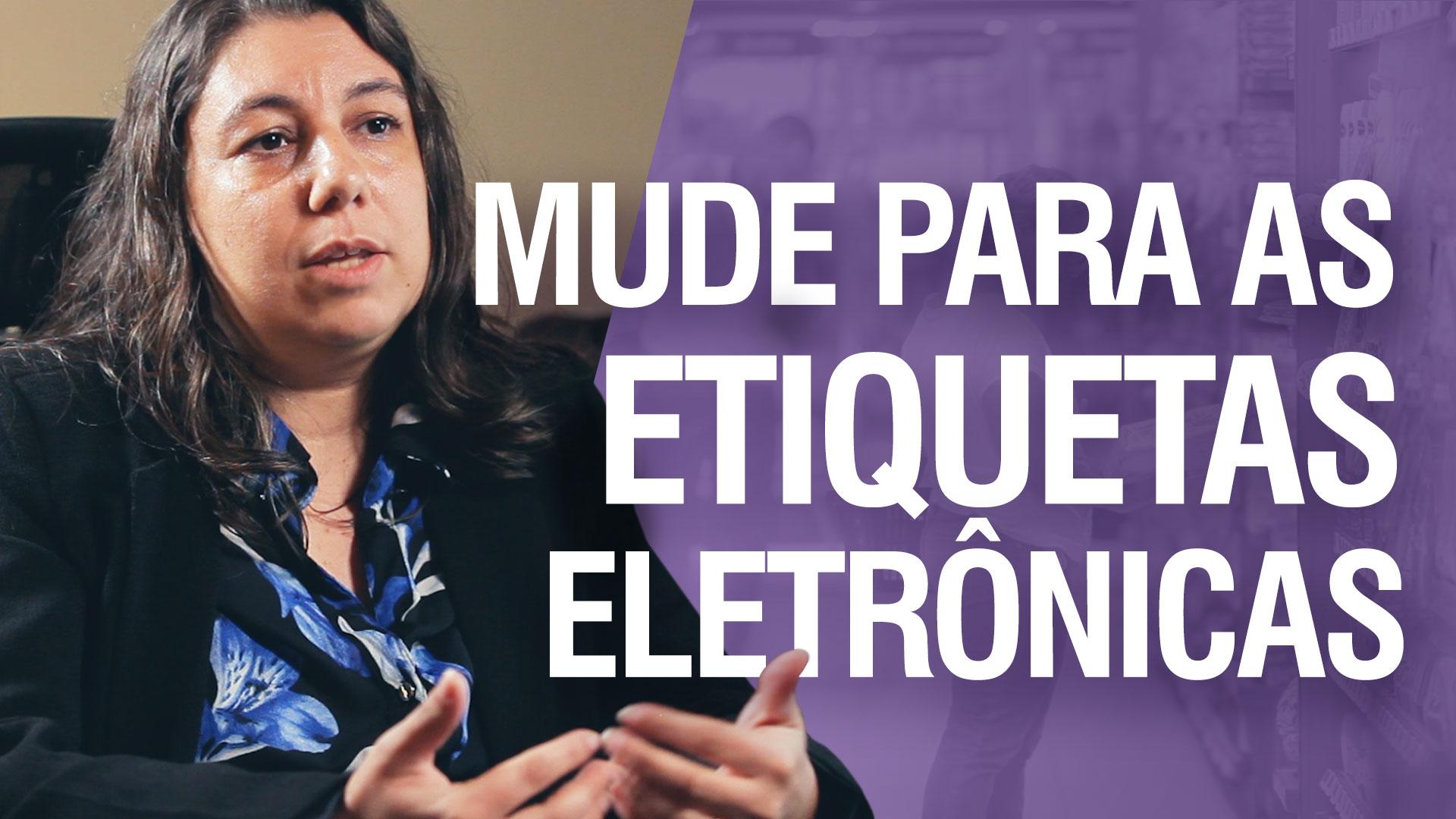 Mude para as Etiquetas Eletrônicas Prix