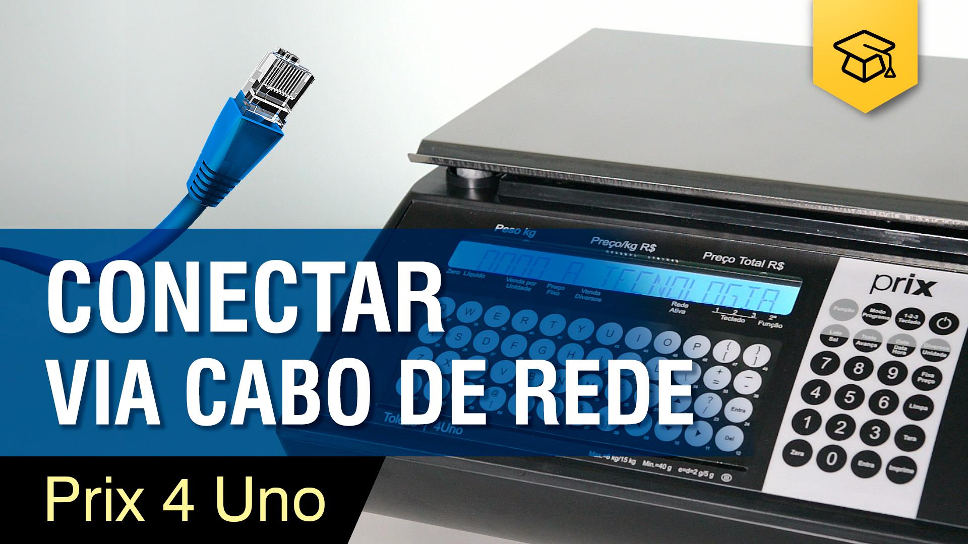 Prix 4 Uno - Conectando Ethernet