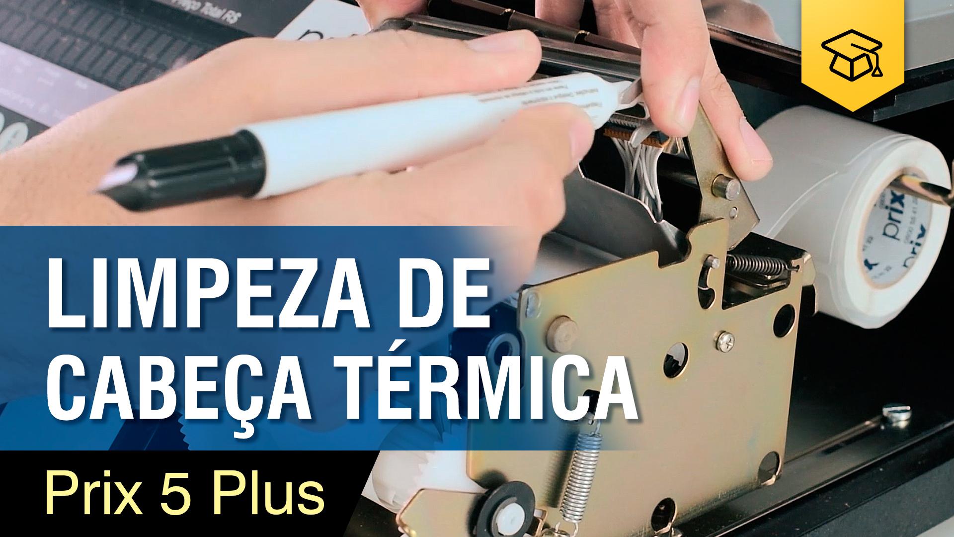 Prix 5 Plus - Limpeza de cabeça térmica