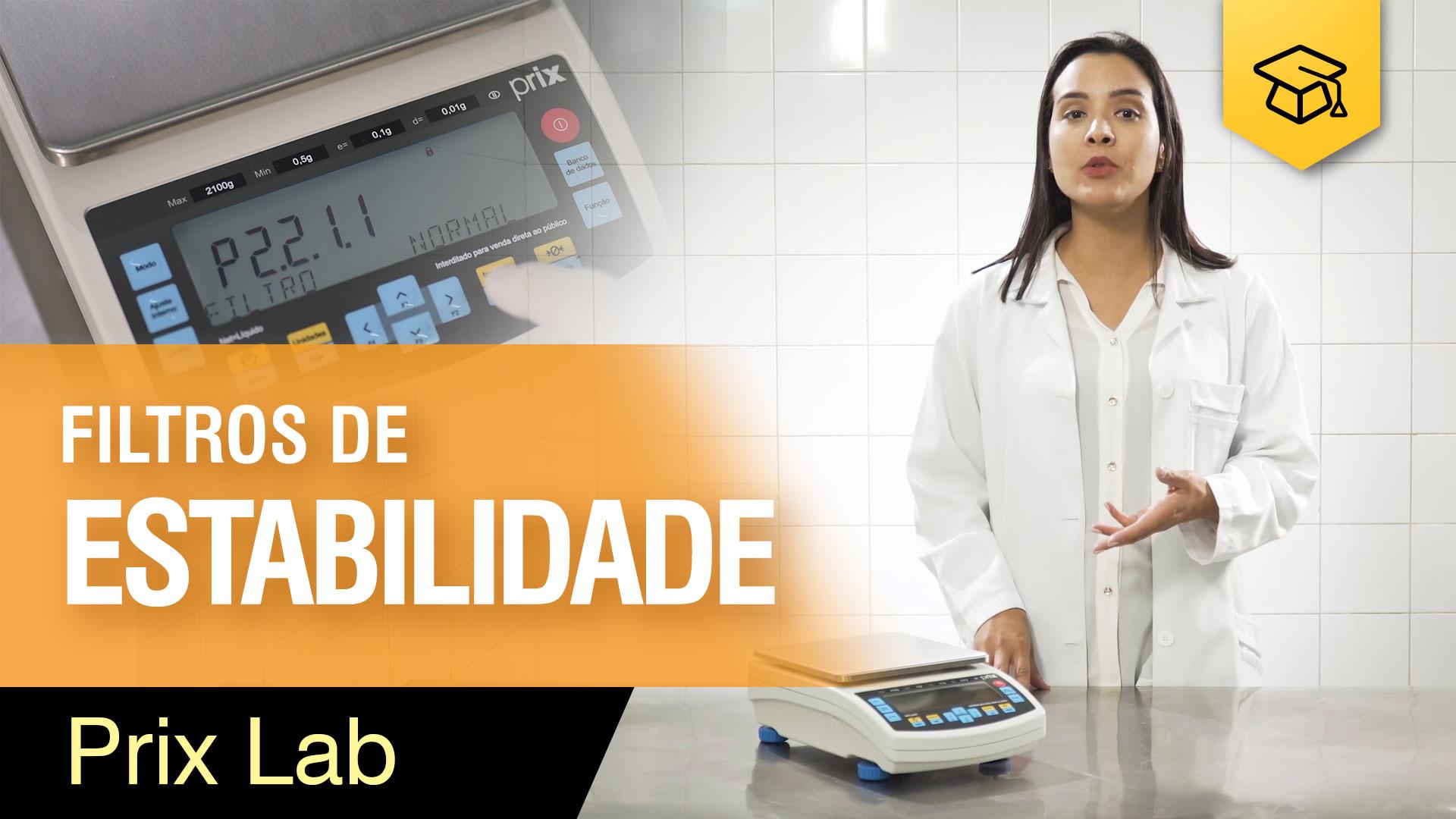 Filtros de Estabilidade - Prix Lab