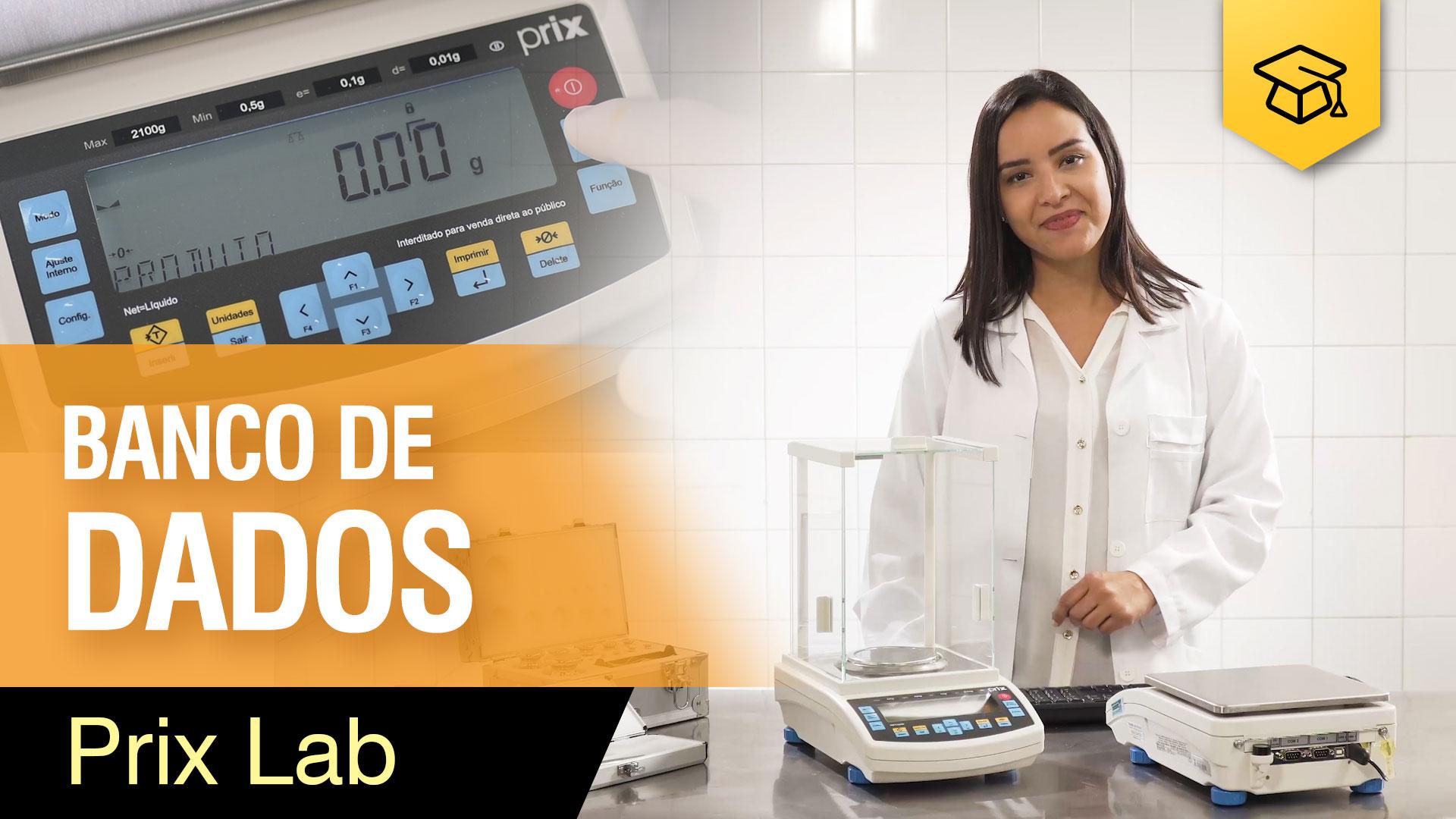 Banco de Dados - Prix Lab