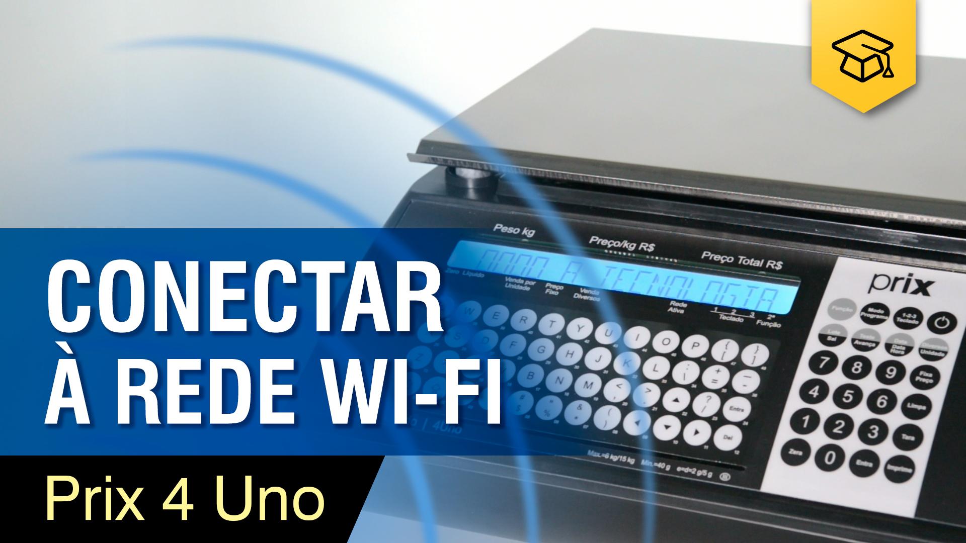 Prix 4 Uno - Conectando Wifi