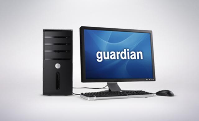 Guardian OCR