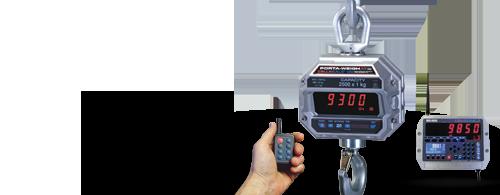 MSI-9300 Port-A-Weigh