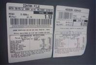 Novo código de barras avisa, no caixa, a data de vencimento do produto